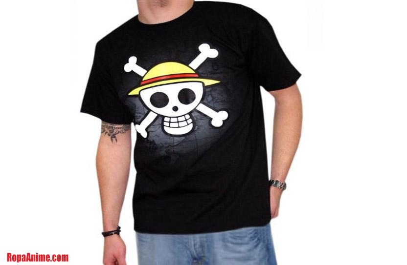 camiseta one piece barata