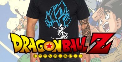 ropa dragon ball barata