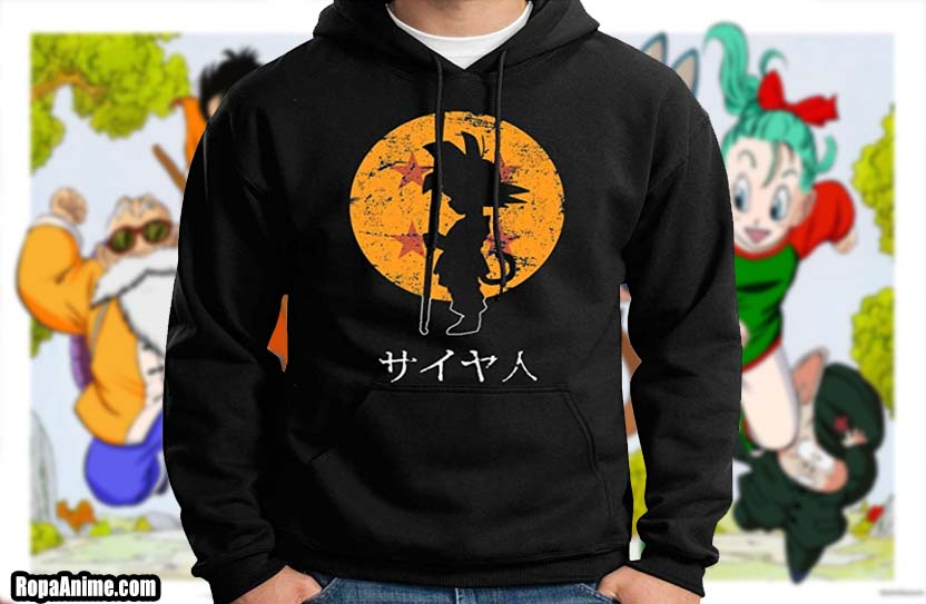 sudadera dragon ball amazon