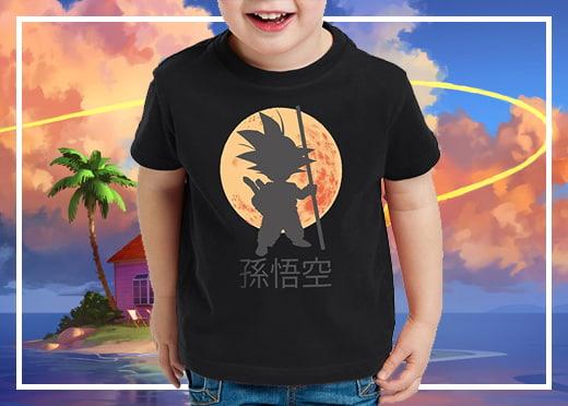 Camisetas Dragon Ball Z (Bola de Dragón) 5