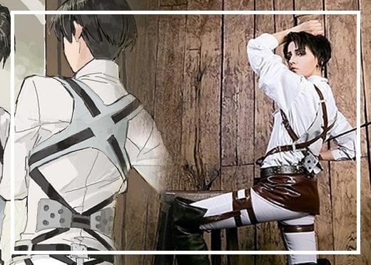 Tienda de Ropa Anime Online 3